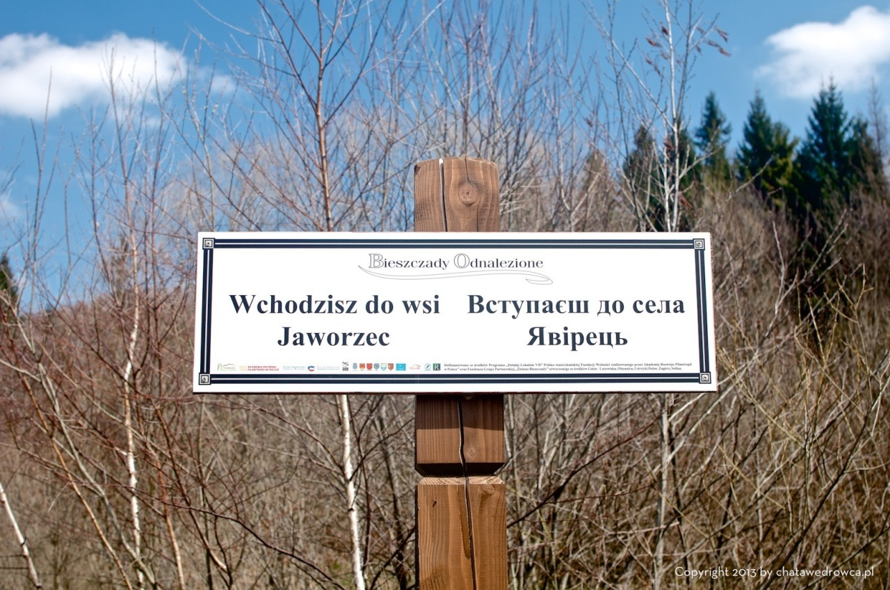Wieś Jaworzec | Fot. Ewa Żechowska